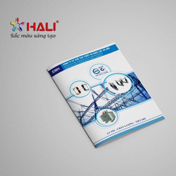 Brochure Thiết bị điện Minh Hùng
