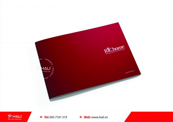 Brochure RICHOME