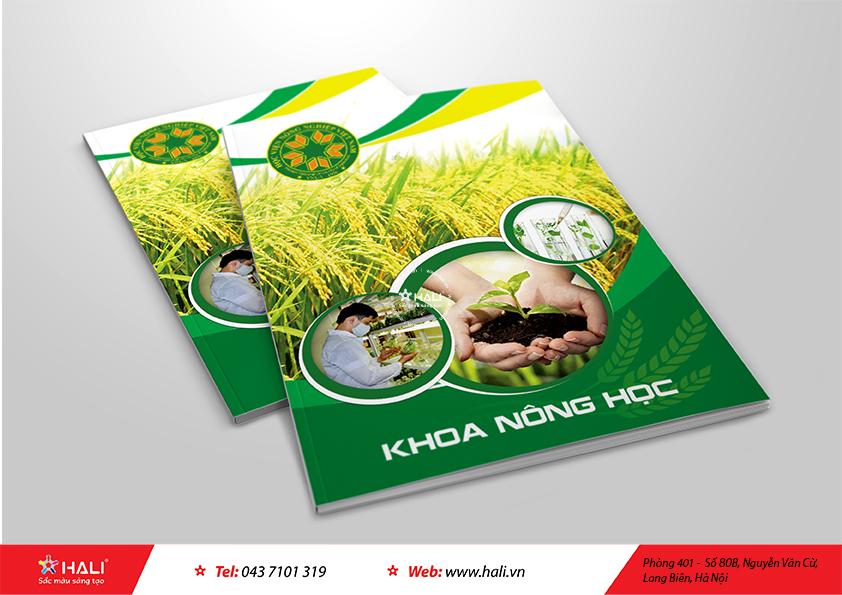Kỷ yếu Khoa Nông Học – Học Viện Nông nghiệp Việt Nam