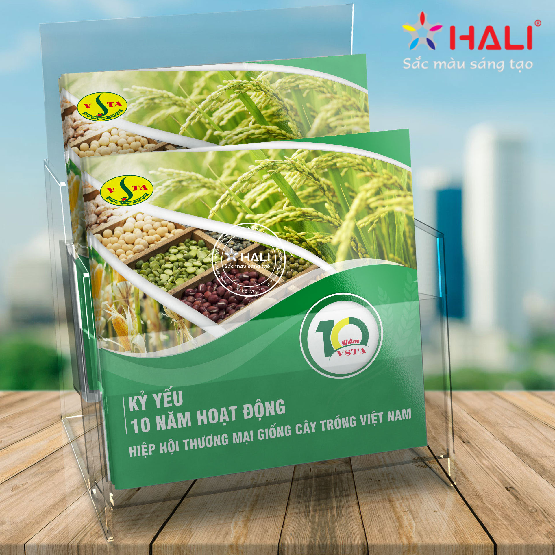 Kỷ yếu Hiệp hội Giống cây trồng Việt Nam