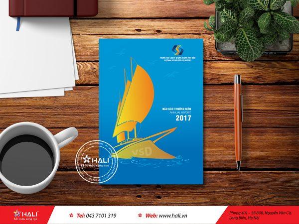 Báo cáo thường niên VSD 2017