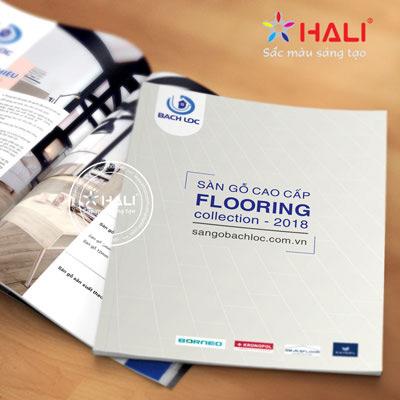 Catalogue sản phẩm sàn gỗ Bách Lộc